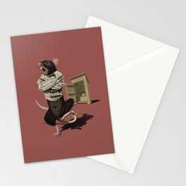 Shithouse (Colour) Stationery Cards