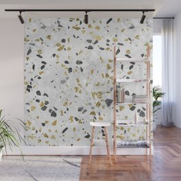 Glitter and Grit Wall Mural