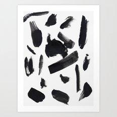 Space A Art Print
