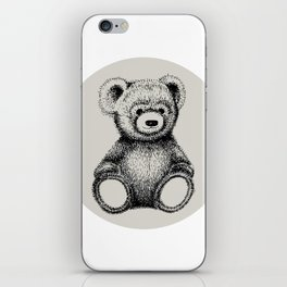 Teddy Bear iPhone Skin