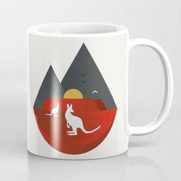 The Australian Outback Coffee Mug