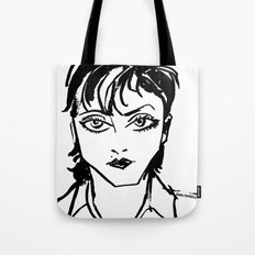 M Benatar Tote Bag
