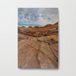 9758 Valley-of-Fire State Park, Nevada Metal Print