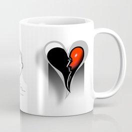 nu HEART Coffee Mug
