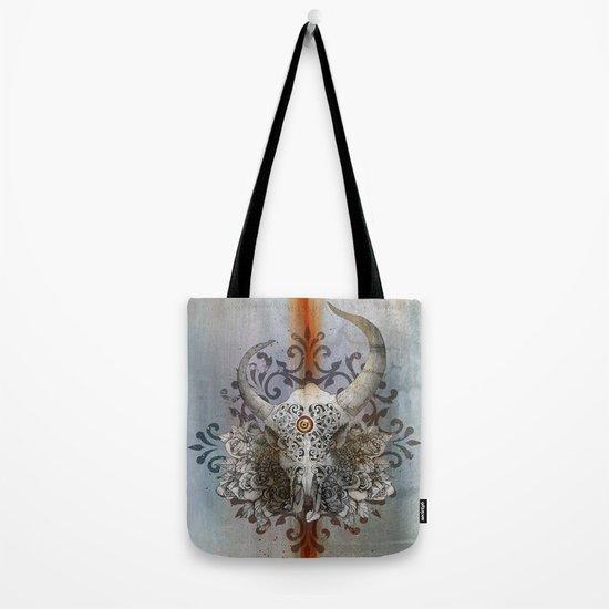 Carved Soul Tote Bag