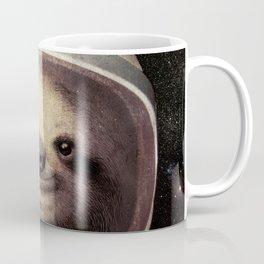 Space Sloth Coffee Mug