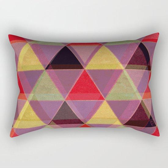 Abstract #548 Rectangular Pillow