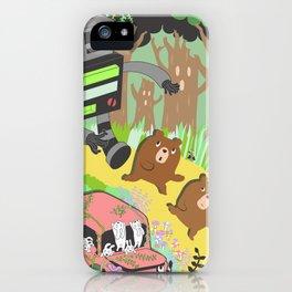 Run Run Run iPhone Case