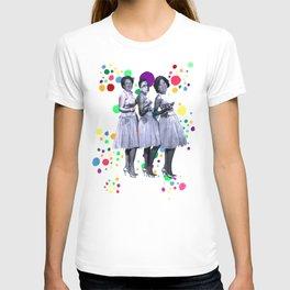 The Supremes: RBG, Sonia Sotomayor and Elena Kagan T-shirt