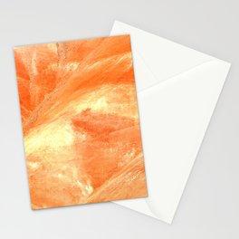 MACRO SHOT - PAINTED HILLS - EASTERN OREGON - JOHN DAY Stationery Cards