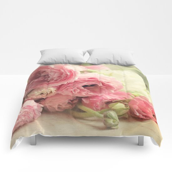 the first bouquet Comforters
