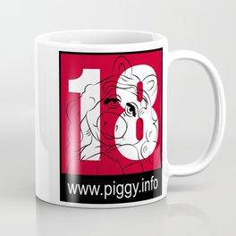 Piggy 18 Coffee Mug