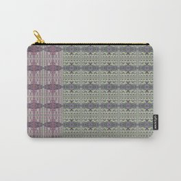 Eighty and One: Squares of Three Square Carry-All Pouch