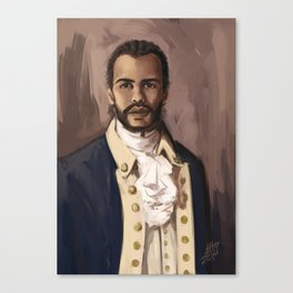 Lafayette Canvas Print