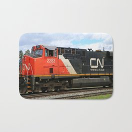 Canadian National Railway Bath Mat
