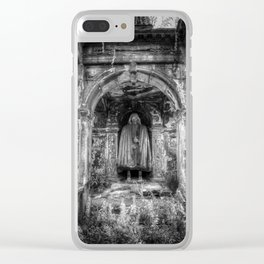 The Tomb Watchman Clear iPhone Case