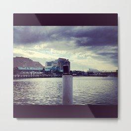 Darling Harbour Metal Print