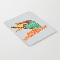 Ducking Motherquacker Notebook