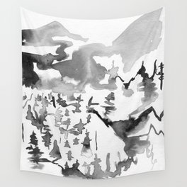 Fraser Canyon Wall Tapestry