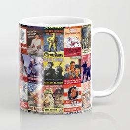 WWII Posters Coffee Mug