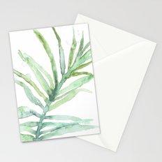 Framed garden 01 Stationery Cards