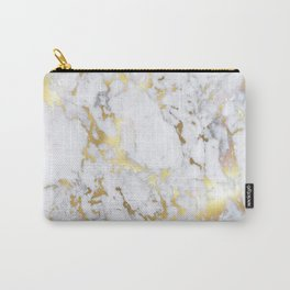 Original Gold Marble Carry-All Pouch