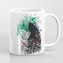 Arkham Bats Coffee Mug