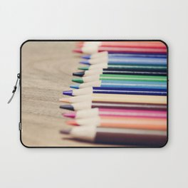 Colorful Life Laptop Sleeve