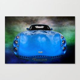 The TVR Tuscan Canvas Print