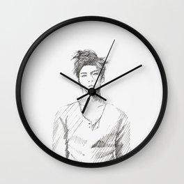 shoot Wall Clock