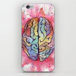 brain stuff iPhone Skin