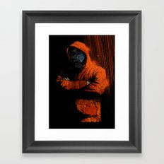 You Got A Problem? (V3) Framed Art Print