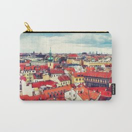 Prague panorame city Carry-All Pouch