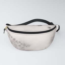 150306 Abstract Watercolor An Imperfect Circle 19 Fanny Pack