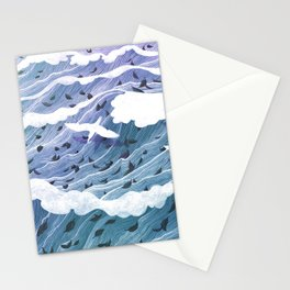 From Leaf to Feather Stationery Cards