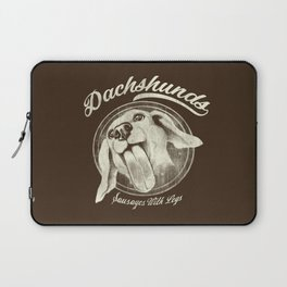 Sausage With Legs Laptop Sleeve