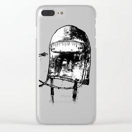 Parskid Drinking Clear iPhone Case