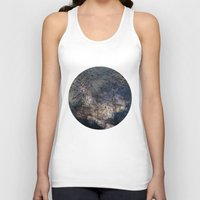 gravity Tank Tops featuring Gravity by Louise Donovan