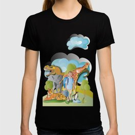 A Fantastic Journey T-shirt