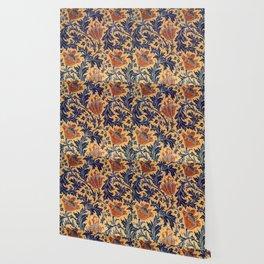 """William Morris """"Anemone"""" 2. Wallpaper"""