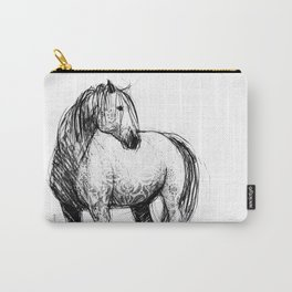 Horse (Mustang) Carry-All Pouch