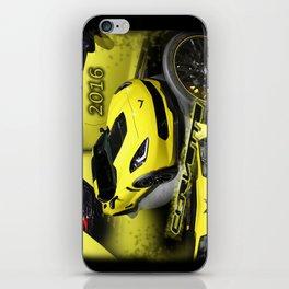 2016 Corvette iPhone Skin