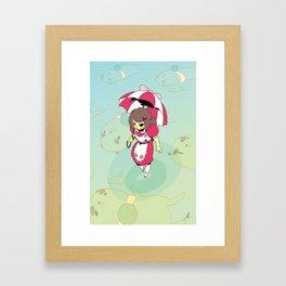 Bee n' PuppyCat Framed Art Print