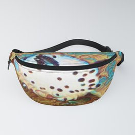 Sea Bunny Dream | Painting Fanny Pack