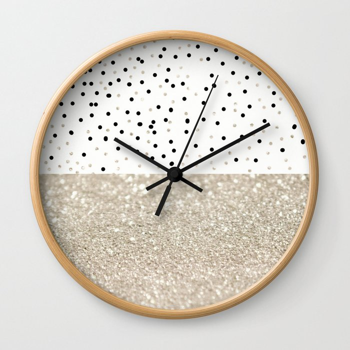 FIRST DATE NUDE  Wall Clock