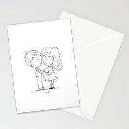 1+1=3 Stationery Cards