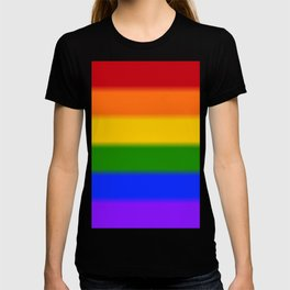 Rainbow Gay Pride Flag T-shirt