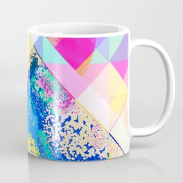 Geometric XXX Coffee Mug