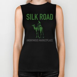 The Silk Road Marketplace  Biker Tank