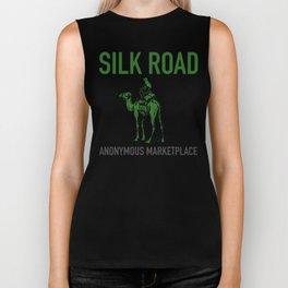 The Silk Road Marketplace  Biker Tank